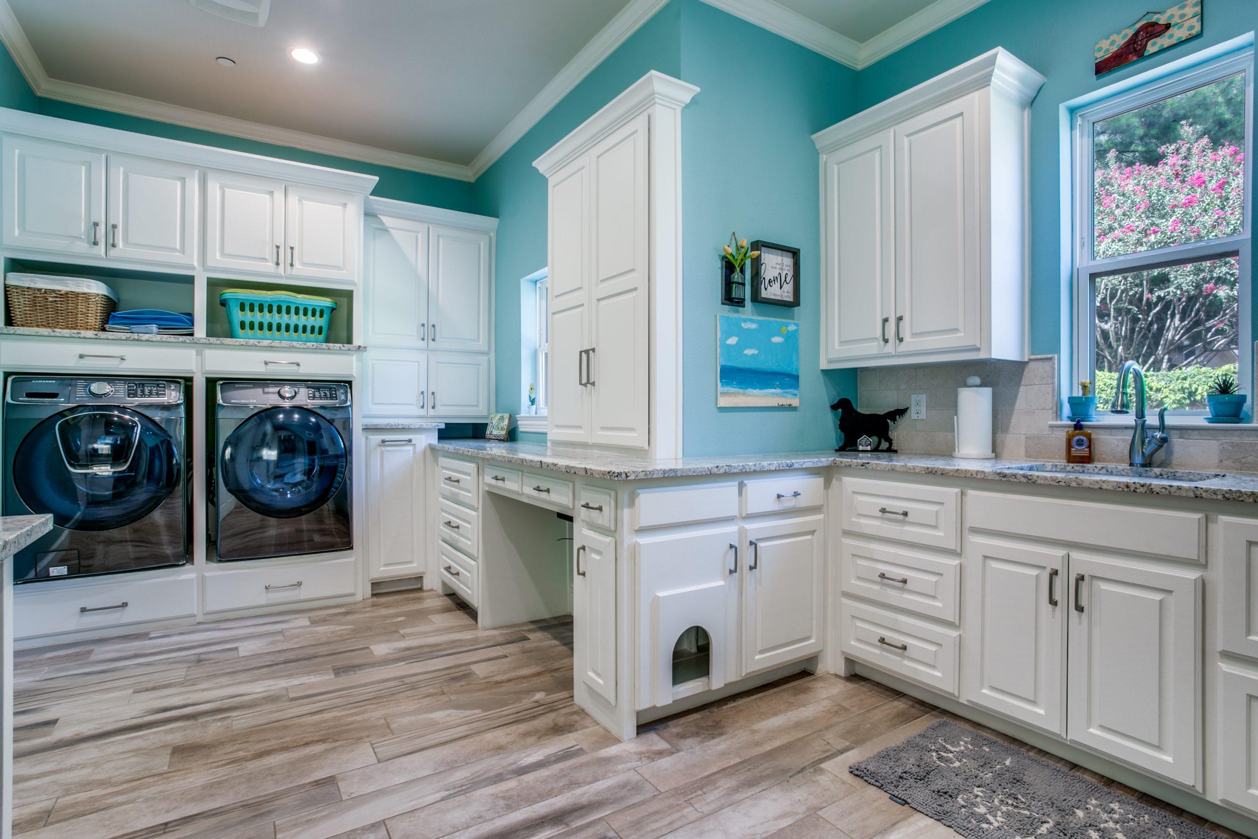 Timarron - Laundry Room